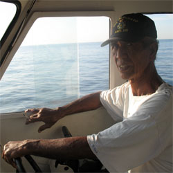 bali fishing crew captain