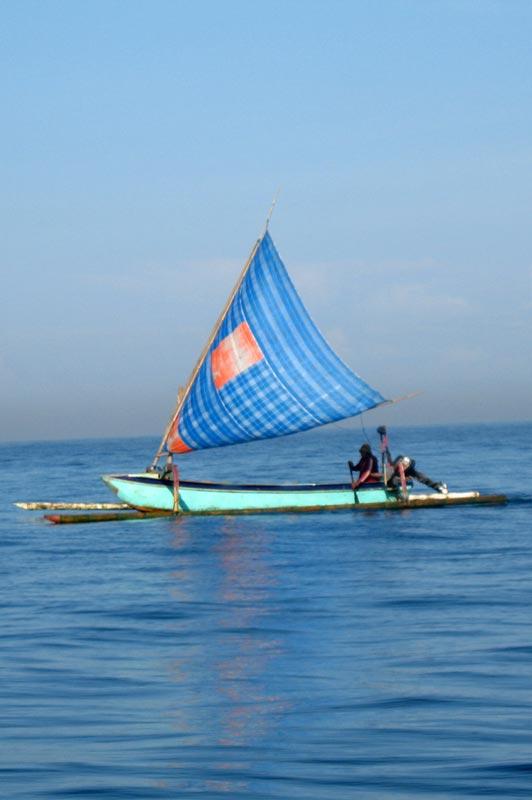 Fishing On Bali